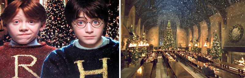 A Harry Potter Christmas Scratchpad Reflections By Brother Daniel