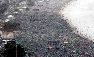 World Youth Day, Rio