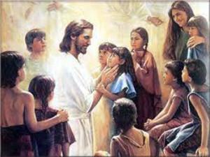 Jesus & children