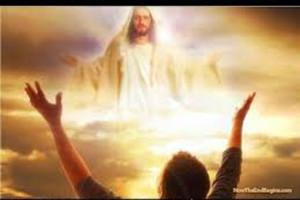 Jesus comes again