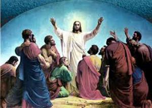 Jesus sends us